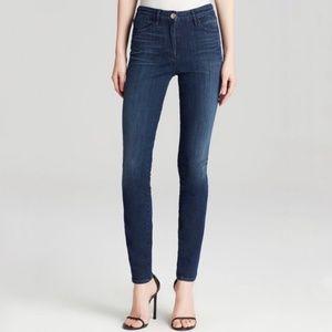 3X1 W3 High Rise Skinny Jeans